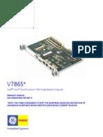 v7865 Manual