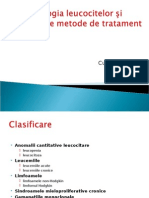 Curs 4 - Patologie Leucocit