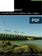 Inventario de Centrales Hidráulicas Argentina