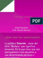 emociones israel