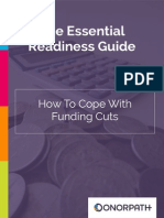 Essential Readiness Guide Coping With Funding Cuts