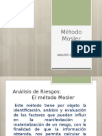 Método Mosler