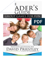 Group Games for Fun eBook