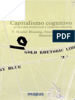 Capitalismo Cognitivo TdS