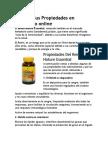 Reishi y Sus Propiedades en Herbolario Online