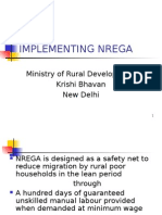 Implement NREGA