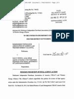 IPAA WEA HFrule Complaint 032015