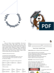Gêneros Textuais e Variedades Textuais - Caderno de Exercícios