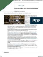 La Bolsa Alcanza Su Máximo Nivel en Cinco Años Empujada Por La Banca _ Economía _ EL PAÍS