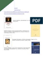 Bibliografia vichiana
