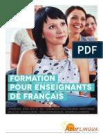 Brochure Profs