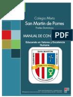 Manual Colegio San Martin