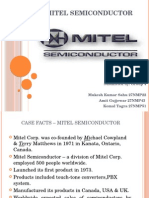 Mitel Semiconductor