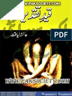 Qaid E Taqdeer bookspk.net