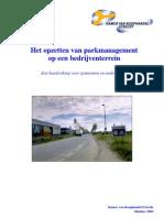 parkmanagement