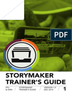 StoryMaker Trainer's Guide