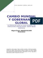Cambio Mundial y Gobernanza Global (f)