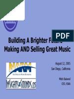 RIAA Keynote Address NARM 2005