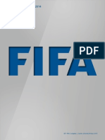 FIFA financial report