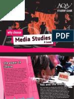 AQA A-Level Media Studies Guide