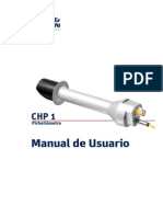 KippZonen Manual CHP1 Pirheliometer 0811 ES