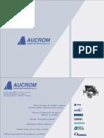 AUCROM Catálogo Presentación