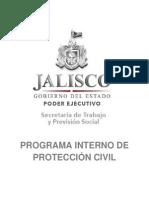 8 IV g) Protocolo Interno de Proteccion Civil