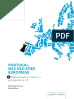 Portugal Nas Decisoes Europeias Capitulo 4