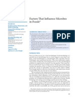 1. CHAPTER 2_ASM_Factors That Influence Microbes in Foods