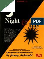 PlayAlong - Night and Day