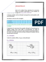 Le Système Hexadecimal