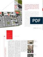 Proyecto Urbano Gamarra