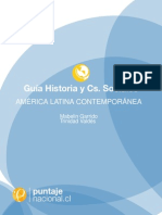 América latina contemporánea ❤