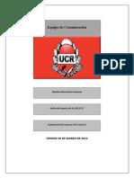 VII Boletín Informativo Semanal UCR Misiones 2015