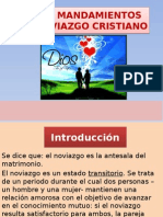 10 Mandamientos del Noviazgo Cristiano - Power Point.pptx