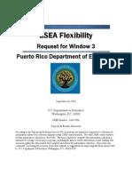 Aproved Flexibility Plan