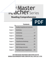 Scientifically Proven Reading Comprehension Strategies