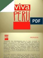 Propuesta Viva Peru - Huancayo 2014