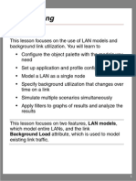 opnet lan tutorial