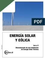 Calculo Energia Solar Termica