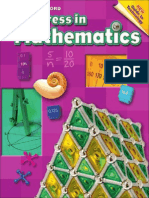 Progress in Mathematics Grade 6
