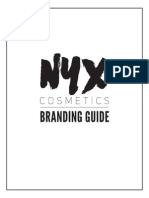 NYX Branding Guide