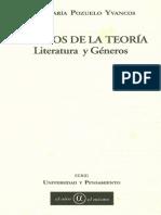 Desafios de la teoría. Literatura y Géneros. Capitulo IV. Teoría del Ensayo