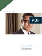 Fielmann Report 2013