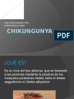 Chikungunya Juan andrés y cristian bedoya