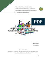 Didactica de La Matemática Unidad IV Final