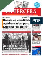 Diario La Tercera 24.03.15