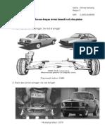 Contoh Kendaraan Dengan Sistem Kemudi Rack Dan Pinion