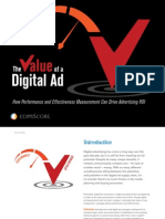 The Value of a Digital Ad Whitepaper Feb2015