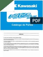 Manual kawasaki kaze 125